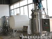油污清洗剂生产线 FDF300B-6B
