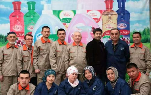新疆伊犁客户