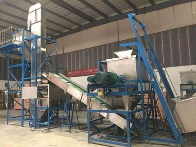 工业洗衣粉生产线 XJ1200-6C