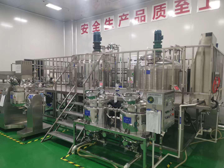 消毒液生产线FDF300B-6B